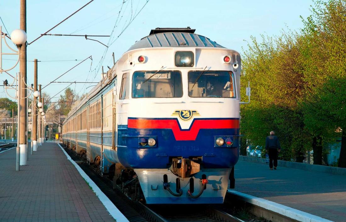 Салон поезд ДР1А
