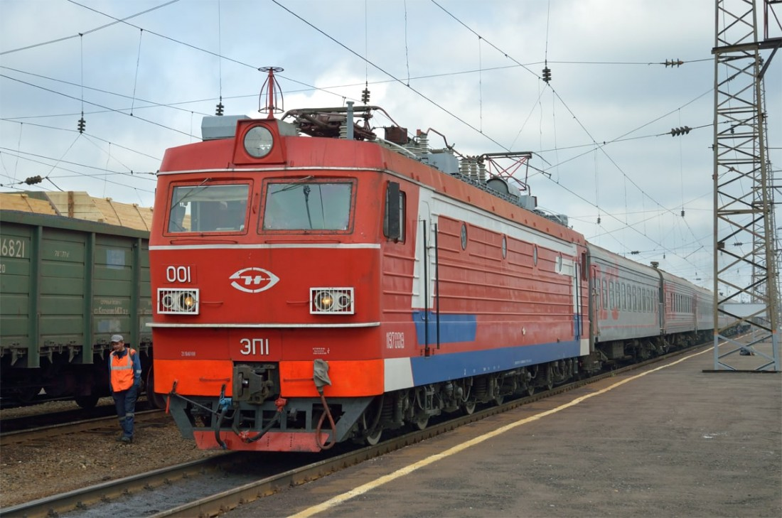 Локомотив ЭП1