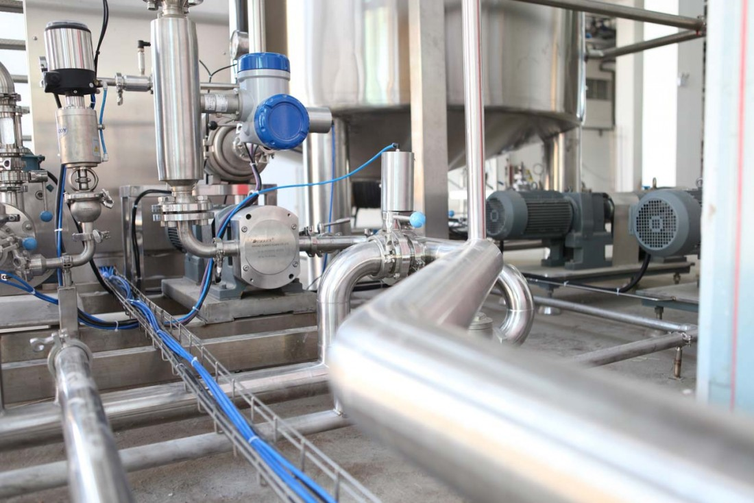 Внедрение новых технологий и оборудования на производство