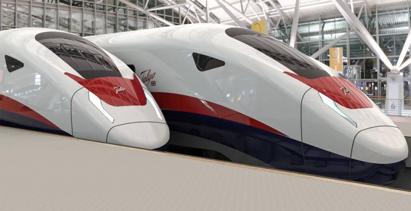 Поезд Taglo F070