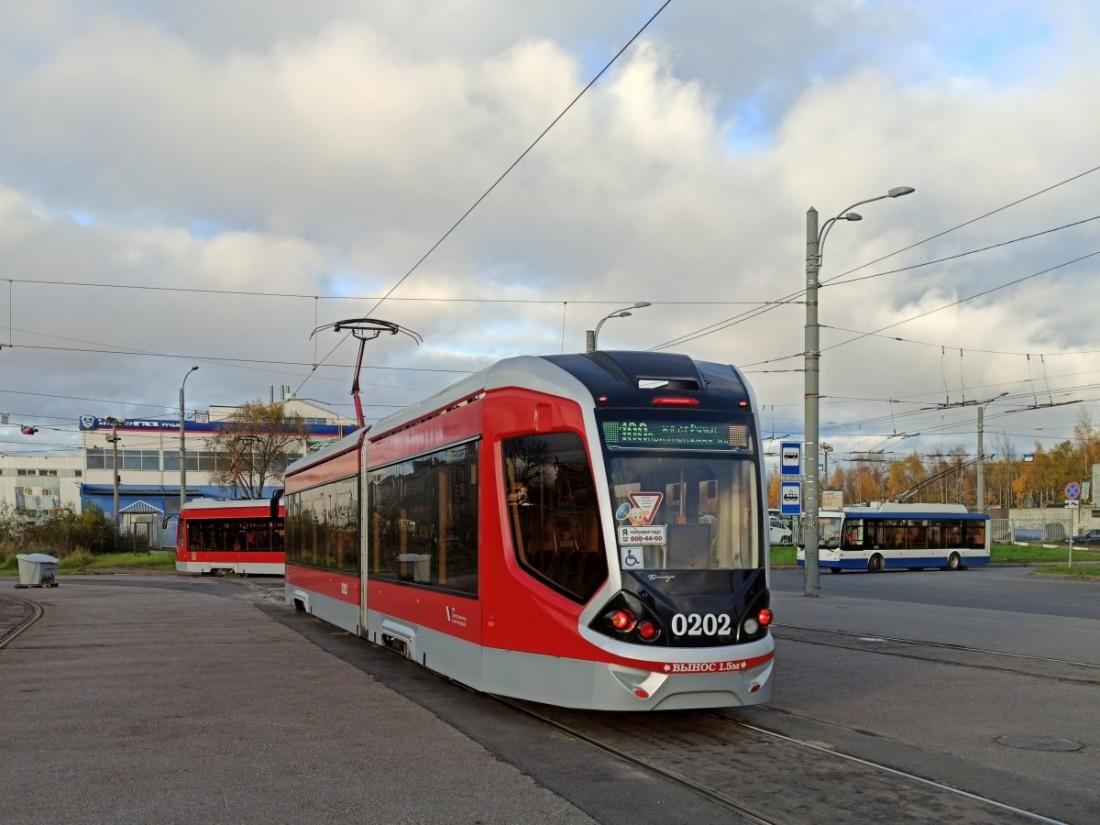 Испытания трамвая 71-923М (Богатырь М)